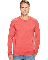 Alternative Apparel - Champ Eco Fleece Sweatshirt - Lyst