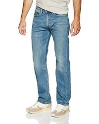 Levi's 541 Athletic Straight Fit Jean - Blue