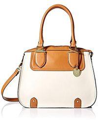 d2b87080d Lyst - Ted Baker Lebra Kensington Floral Travel Bag in Black