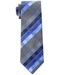 Geoffrey Beene - Mad For Plaid Tie - Lyst