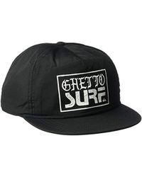 6472c5062ad Lyst - Billabong Surf Club Cap Hat in Black for Men