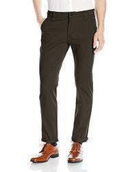 Levi's - 511 Slim Fit Trouser Commuter Pant - Lyst