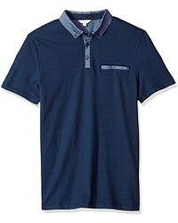 e1c18312 Lyst - Tommy Hilfiger Vintage Block Short Sleeve Polo Shirt ...