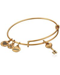 ALEX AND ANI - Key To Love Ewb, Expandable - Lyst