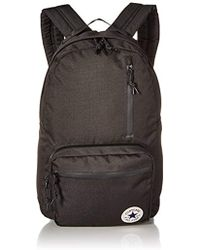 8ec264e209a Converse - Chuck Taylor All Star Poly Go Unisex All Purpose Backpack Black  10004800-a01