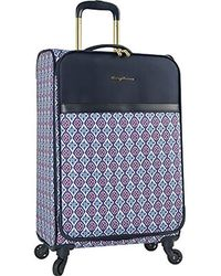 Tommy Bahama - 28 Inch Expandable Spinner, Pink/blue - Lyst