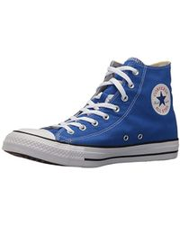 0c702ca6f4b444 Converse - Chuck Taylor All Star Seasonal Canvas High Top Sneaker - Lyst