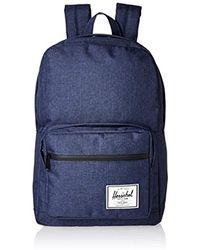 Lyst - Herschel Supply Co. Pop Quiz Backpack Green in Green for Men 3d559971dcbee