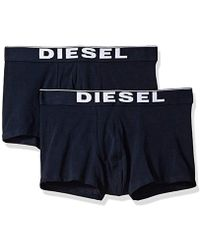 DIESEL - Umbx-kory Twopack Boxer-shorts, - Lyst