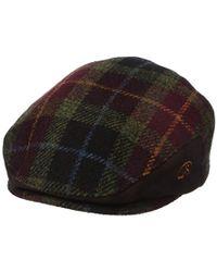 Robert Graham Headwear Shakespeare Ivy Cap - Multicolor
