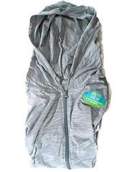 Hanes - Jersey Full Zip Hoodie - Lyst