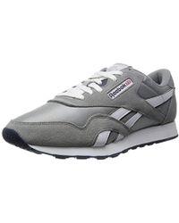 92e919f1ea4 Lyst - Reebok Classic Nylon Gymnastics Shoes