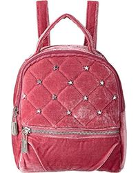 babe89d926d3 Circus by Sam Edelman - Jordyn Convertible Quilted Backpack With Studded  Stars - Lyst
