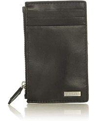 Calvin Klein - Zip Around Wallet - Lyst