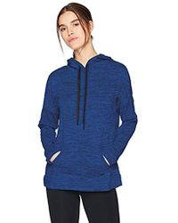 Marc New York - Marled Sweater-knit Hooded Tunic - Lyst