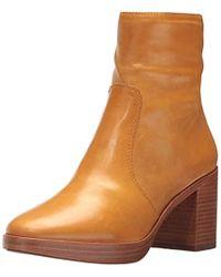 Frye - Joan Campus Short Boot - Lyst