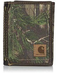 Carhartt - Realtree Trifold Wallet - Lyst