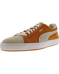 Lyst - Puma Suede Classic Weatherproof in Green for Men - Save ... d7a54bafb