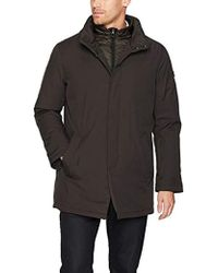Tumi - Water Repellent Commuter Jacket With Removable Vest - Lyst