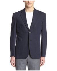 Hardy Amies - 2 Button Patch Pocket Waffle Sportcoat - Lyst