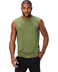 Peak Velocity - Vxe Sleeveless Quick-dry Loose-fit T-shirt - Lyst