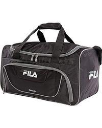 Fila - Ace 2 Small Duffel Gym Sports Bag Gym Bag - Lyst