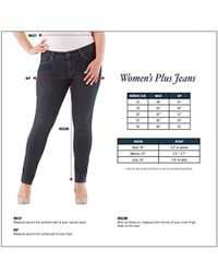 427a70005be5f Signature by Levi Strauss   Co. Gold Label - Plus-size Modern Straight Jeans