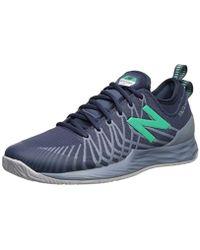 New Balance - Lav V1 Hard Court Tennis Shoe - Lyst c901c73977e