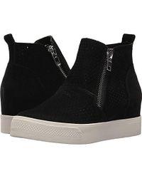 f794f445f1f Lyst - Steve Madden Savior Sneaker in Black