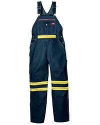 Dickies - Enhanced Visibility Bib Overall W Yellow Tape Non-ansi - Lyst