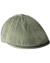 Lyst - Denim   Supply Ralph Lauren Newsboy Hat in Green for Men 083fb8bf2c46