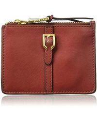 Cole Haan - Kayden Zip Card Case - Lyst