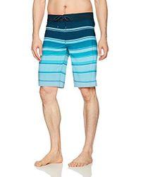 Billabong - All Day X Stripe Boardshort - Lyst