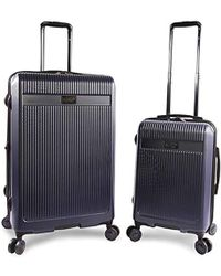 7bae48b82d Original Penguin - 2 Piece Hardside 8 Wheel Spinner Expandable Luggage Set  - Lyst