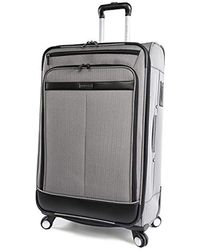 Perry Ellis - Lexington Ii Lightweight Large Check-in Spinner Luggage - Lyst