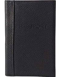 Buxton - Hudson Pik-me-up Rfid Passport Cover - Lyst