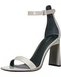 Via Spiga - Faxon Angular Heel Sandal Heeled - Lyst