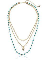 Vera Bradley - Stylist Necklace Jewelry Set - Lyst