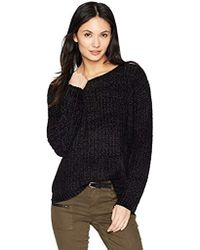 BB Dakota - Cella Velour Yarn Super Soft Sweater - Lyst