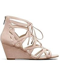 Kenneth Cole - Dylan Wedge Sandal - Lyst