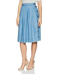 Plenty by Tracy Reese - Full Skirt - Lyst