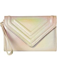 98af31d66b0 Lyst - ALDO Paris Novelty Clutch in Natural