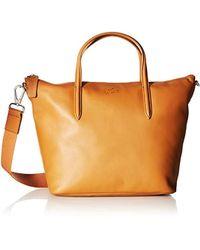 b4ce9543a2f2ea Lacoste - Strap Small Shopping Bag