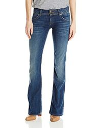 Hudson Jeans - Signature Boot Cut Jean In Satyricon - Lyst