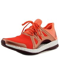 68561f74a Lyst - adidas Originals Pureboost Xpose Women Us 5 Orange Running ...