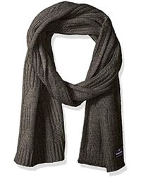 Nautica - Cable Scarf - Lyst