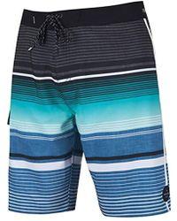 f7ba763279 Rip Curl Mirage All Time Generate Boardshort Board Shorts in Black ...