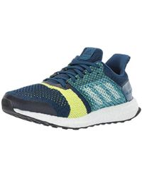 83c2b556aa2 Lyst - adidas Originals Adidas Ultraboost Running Shoes in Pink for Men