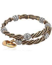 ALEX AND ANI - S Relic Wrap Bracelet - Lyst