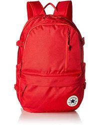 Converse - Straight Edge Backpack Backpack - Lyst bfac6cc916645